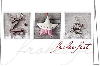weihnachtskarten heimelige weihnachten holz a5 quer mit. Black Bedroom Furniture Sets. Home Design Ideas