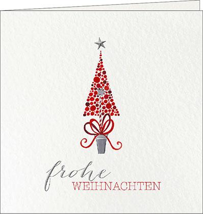 weihnachtskarten weihnachtsbaum frohe weihnachten 150 x. Black Bedroom Furniture Sets. Home Design Ideas