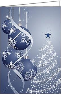 weihnachtskarten partieller glanzlack a5 hoch mit. Black Bedroom Furniture Sets. Home Design Ideas